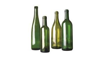 Wijnflessen / Sierflessen