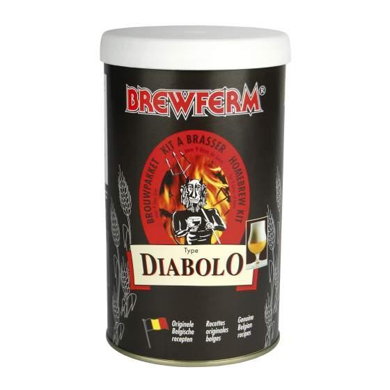 Bierkit BREWFERM diabolo voor 9 l