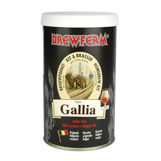 Bierkit BREWFERM GALLIA Belgian Ale 12 l
