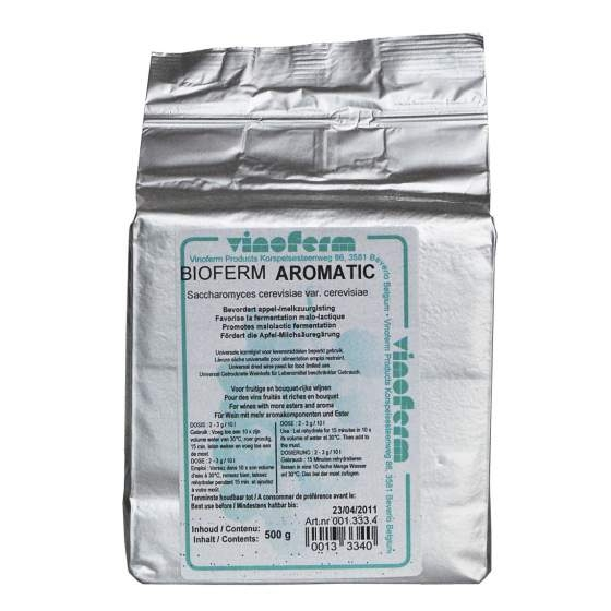 Korrelgist BIOFERM AROMATIC 500 gram
