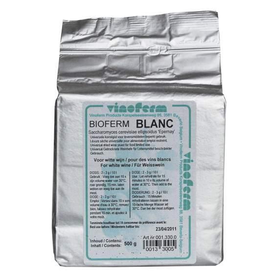 Korrelgist BIOFERM BLANC 500 gram