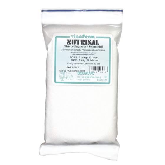 gistvoedingszout VINOFERM nutrisal 1 kilo