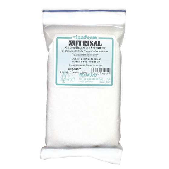 gistvoedingszout VINOFERM nutrisal 100 gr