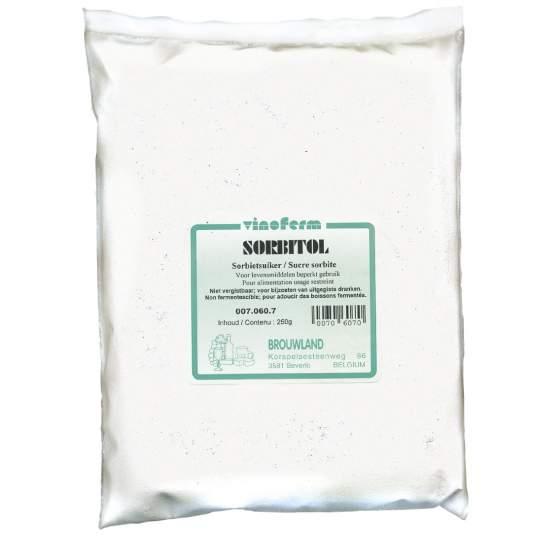sorbietsuiker VINOFERM sorbitol 1 kg