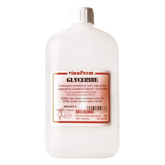 glycerine VINOFERM 1l (1250 gr)