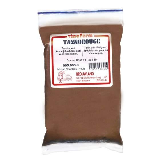 tannine VINOFERM TANNOROUGE 100gr
