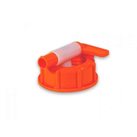aftapkraan oranje voor ovale vaten