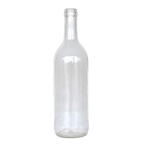 wijnfles bordeaux 37.5 cl, wit