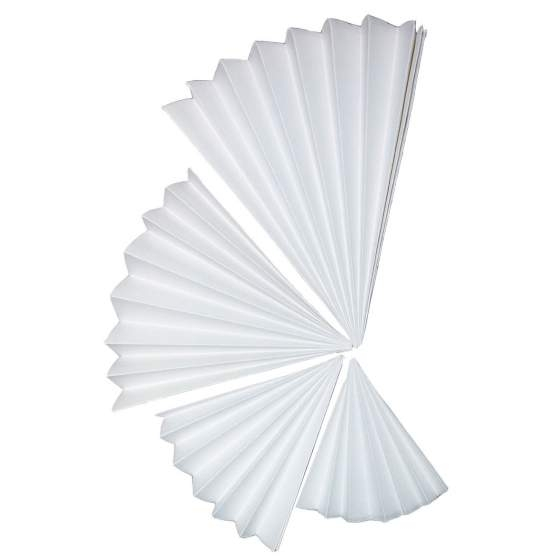 filtreerpapier geplooid nr.7 inh.2 L, 5x