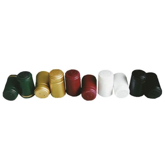 thermo-kapsules groen+goud 100-stuks