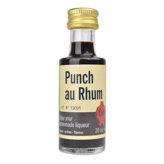 likeurextract punch au rhum
