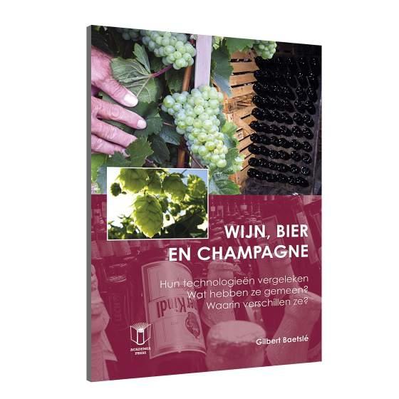 'Wijn, bier en champagne' Gilbert Baetslé