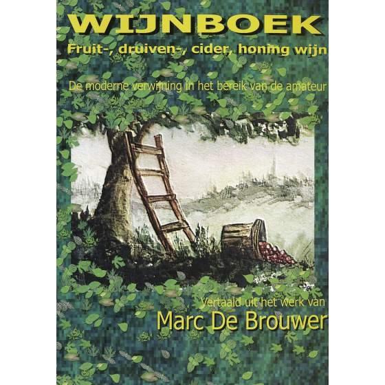 Wijnboek 'De Brouwer