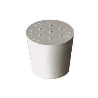 rubber stop grijs D60/50 zonder gat