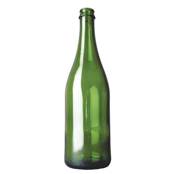 Geuze of ciderfles 75 cl