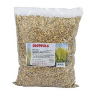 whiskymout BREWFERM lightly peated 4,0 EBC 1 kg